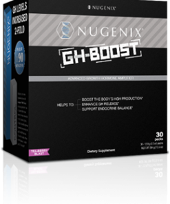 image of nugenix gh boost